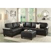 A&J Homes Studio Mario Reversible Chaise Sectional