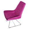 Oak Idea Imports Keops Lounge Chair
