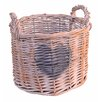 Artesania San Jose Basket with Heart