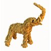 Artesania San Jose Elephant Figurine (Set of 2)