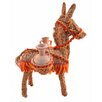 Artesania San Jose Donkey Figurine (Set of 2)