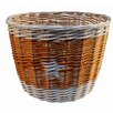 Artesania San Jose Round Basket with Star