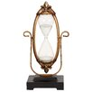 ABC Home Collection Aged Victorian 60 Minute Hourglass