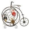 ABC Home Collection Vintage 7 Bottle Tabletop Wine Rack