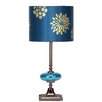 """ABC Home Collection Floral 19"""" Table Lamp"""