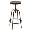 """ABC Home Collection 32"""" Swivel Bar Stool"""