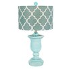 """ABC Home Collection Fountain 26"""" H Table Lamp"""