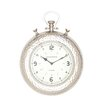 ABC Home Collection Contemporary Hammered Wall Clock