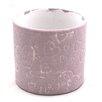 Ceramic Pot Planter - Color: Purple - WGV International Planters