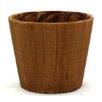 Ceramic Pot Planter - Size: 5 inch High x 6 inch Wide x 6 inch Deep - WGV International Planters