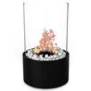 Elite Flame Eden Ventless Bio-Ethanol Tabletop Fireplace