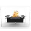 Elite Flame Arkon Ventless Bio-Ethanol Tabletop Fireplace