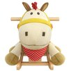 Gibson Living Frank the Horse Kids' Rocker with Music