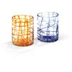 Deagourmet Sole and Ghiaccio 2 Pieces Drink Glass