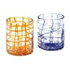 Deagourmet Sole and Ghiaccio 2 Piece Drink Glass