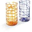 Deagourmet Sole and Ghiaccio 2 Piece 500ml Highball Glass Set