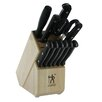 J.A. Henckels International Fine Edge Pro 12 Piece Knife Block Set