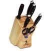 J.A. Henckels International Forged Premio 7 Piece Knife Block Set