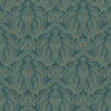 Galerie Home Vintage Interlinked Damask 10m L x 53cm W Roll Wallpaper
