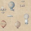 Galerie Home Steampunk Balloons 10m L x 53cm W Roll Wallpaper