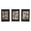 Artisan House 3 Piece Specter Wall Decor Set