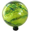 Glow Gazing Globe - Color: Green - Gardener Select Garden Statues and Outdoor Accents