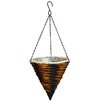 Cone Steel Hanging Planter - Grower Select Planters