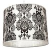 Pachyderme 51cm Baroque'N Roll Silk Drum Lamp Shade