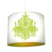 Pachyderme 25cm Silk Drum Lamp Shade