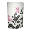 Pachyderme Icy Butterfly Vase