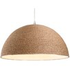 Breakwater Bay Worthland 1 Light Globe Pendant