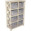 Breakwater Bay Westport 8 Drawer Chest of Drawers