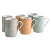 Aulica Mug (Set of 6)