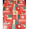 The Seasonal Aisle Tischdecke Christmas Quilt