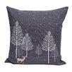 The Seasonal Aisle Winter Woods Cushion Cover