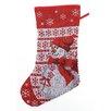The Seasonal Aisle Weihnachtsstrumpf Snowman
