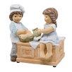 The Seasonal Aisle Figur In der Backstube Weihnachtsbäckerei