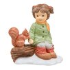 The Seasonal Aisle Small Nutcracker Garden Figurine