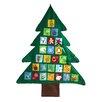 The Seasonal Aisle Adventskalender Christmas Tree