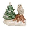 The Seasonal Aisle Winter Wonderland Guardian of the Winter Forest Figurine