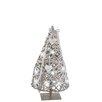 The Seasonal Aisle LED Tree and Hearts Sculpture