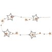 The Seasonal Aisle Metal Star Garland (Set of 4)