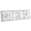The Seasonal Aisle Retro LED Noel Letter Blocks