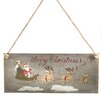 The Seasonal Aisle Merry Christmas Wall Art