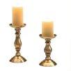 The Seasonal Aisle Kerzenhalter aus Metall