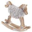The Seasonal Aisle Schaukelpferdchen Woolly