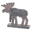 The Seasonal Aisle Figur Moose