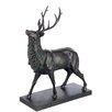 The Seasonal Aisle Figur Standing Reindeer