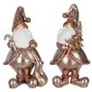 The Seasonal Aisle 2-tlg. Figuren-Set Santa Claus