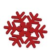 The Seasonal Aisle Snowflake Coaster (Set of 4)
